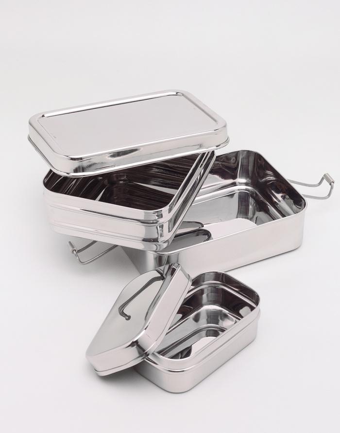 Box na jídlo - ECOlunchbox - Three in One