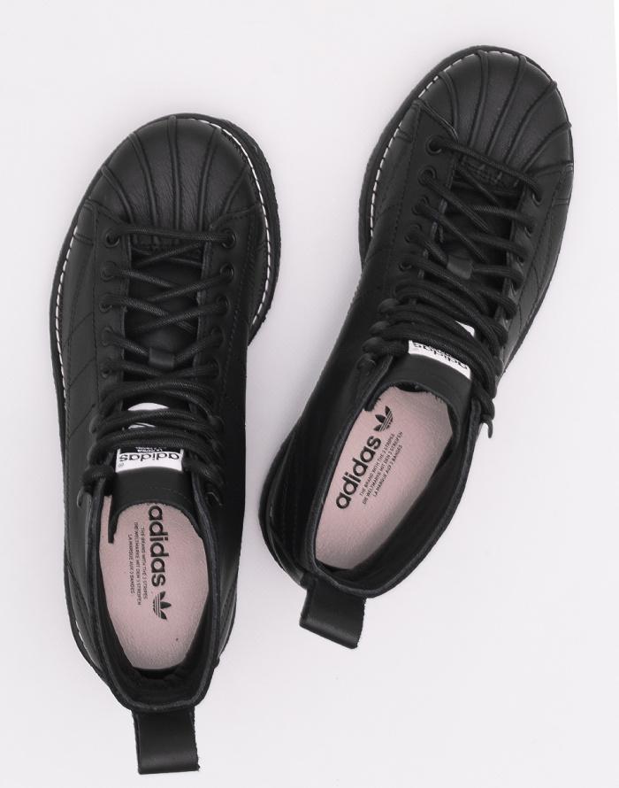 ... Sneakers - adidas Originals - Superstar Boot Luxe ... ebf2451d3