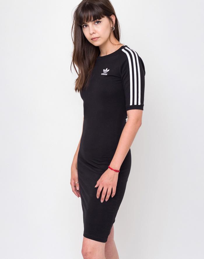 Šaty - adidas Originals - 3 Stripes