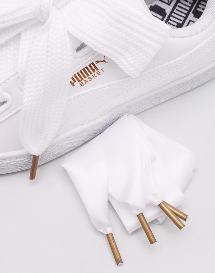 Tenisky - Puma - Basket Heart Patent