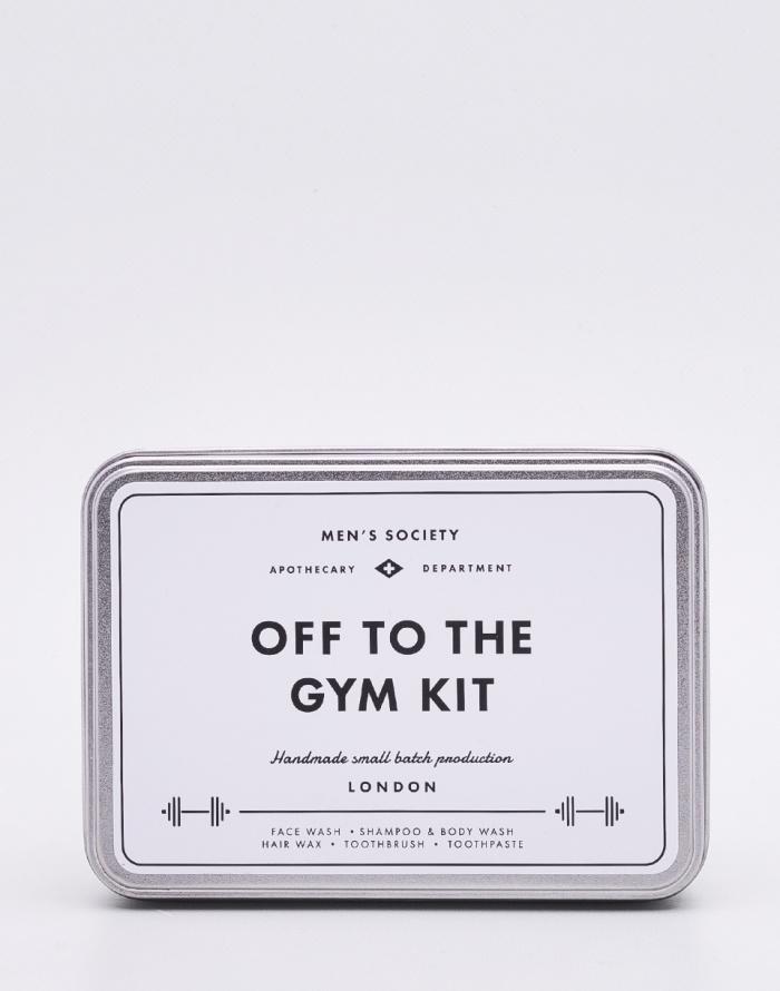 Kosmetika - Men's Society - Off To The Gym Kit