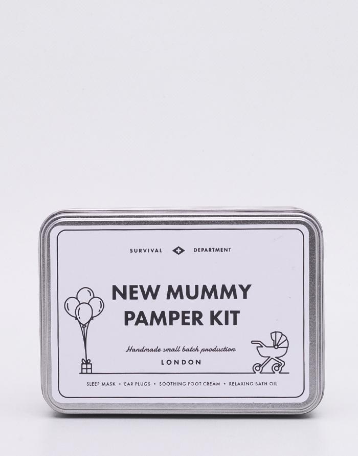 Kosmetika - Men's Society - New Mummy Pamper Kit