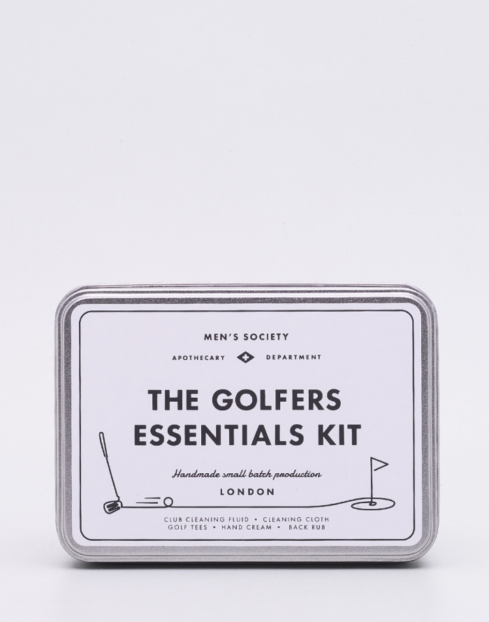 Kosmetika - Men's Society - The Golfers Essentials Kit