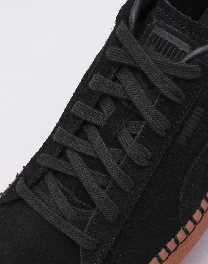 Shoe - Puma - Suede Classic Blanket Stitch