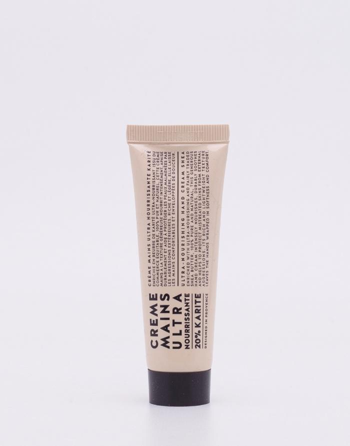 Kosmetika - Compagnie de Provence - Krém na ruce - Karite 30 ml