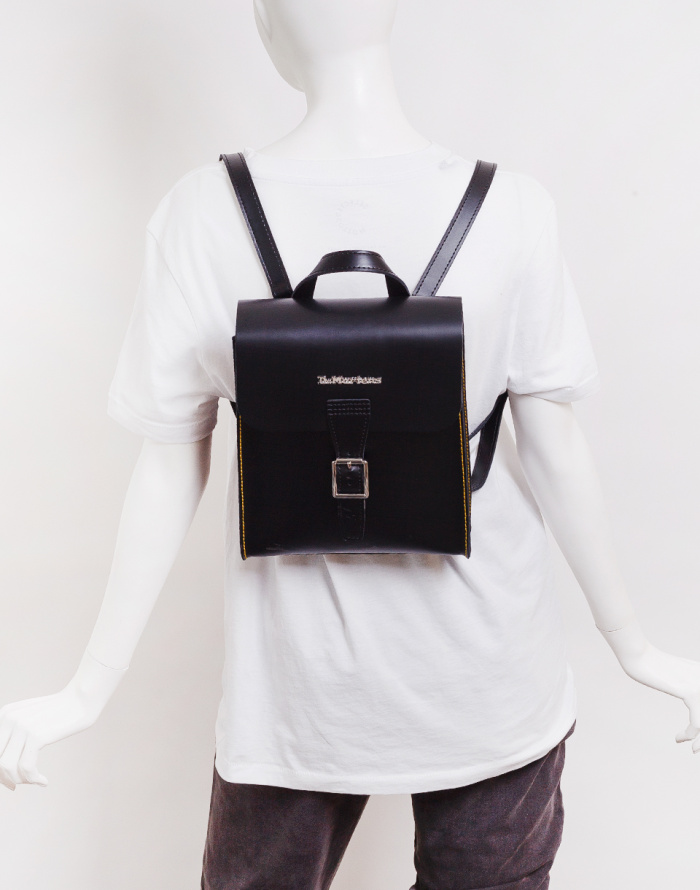 Batoh - Dr. Martens - Mini Leather Backpack