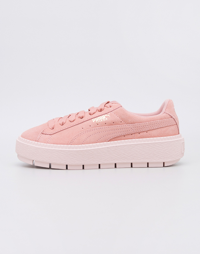 brand new fee5a 4c795 Sneakers - Puma - Suede Platform Trace