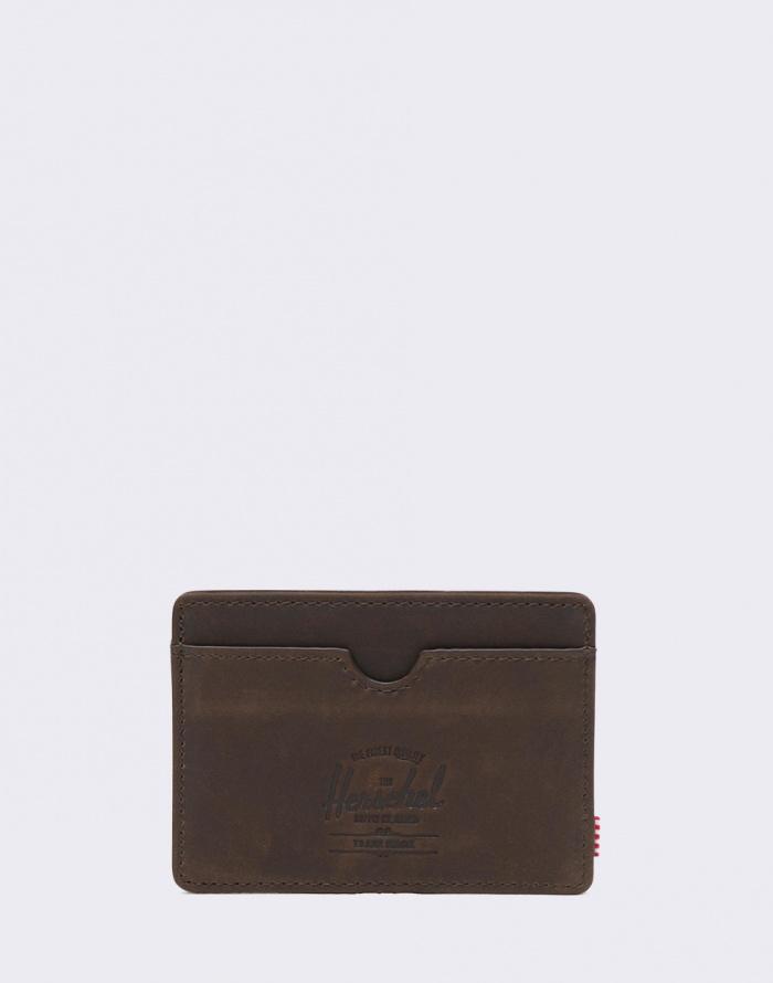 Peněženka - Herschel Supply - Charlie Leather RFID