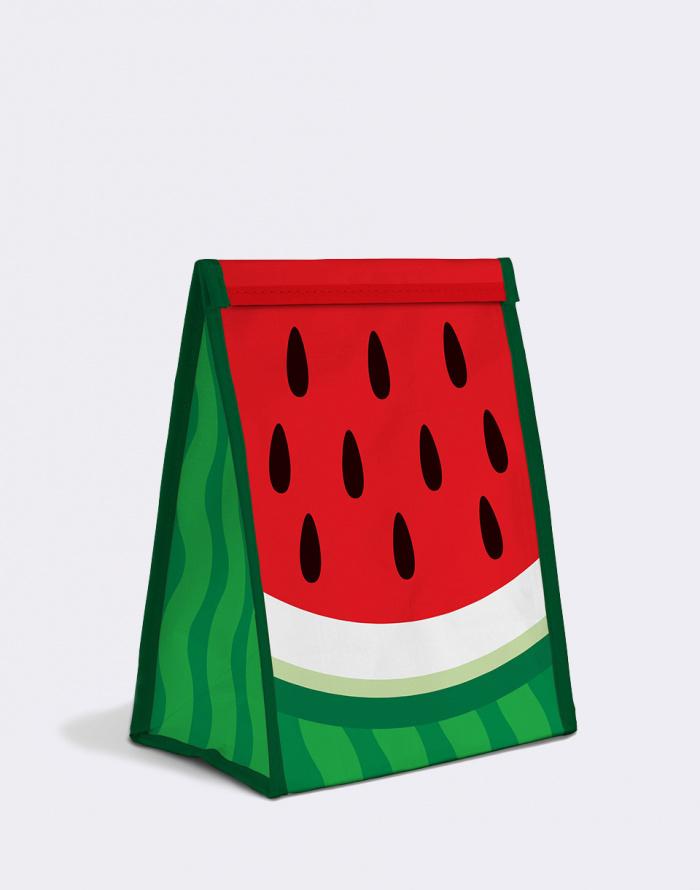 Just Mustard - Froot Sandwich Bag  - Watermelon