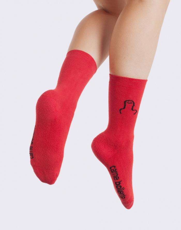 Ponožky - Carne Bollente - Big Dick Big Feet