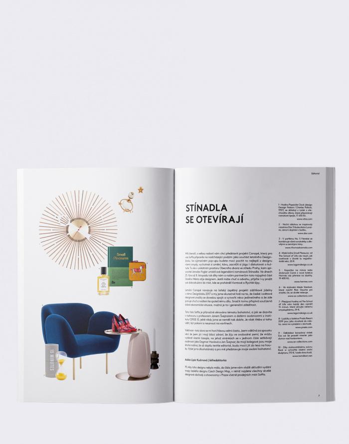 Kniha - Soffa Magazine - Bohatství CZ