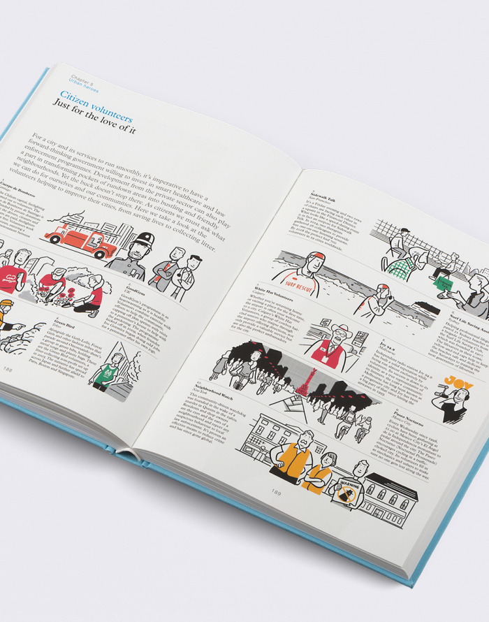 Kniha - Gestalten - The Monocle Guide to Building Better Cities
