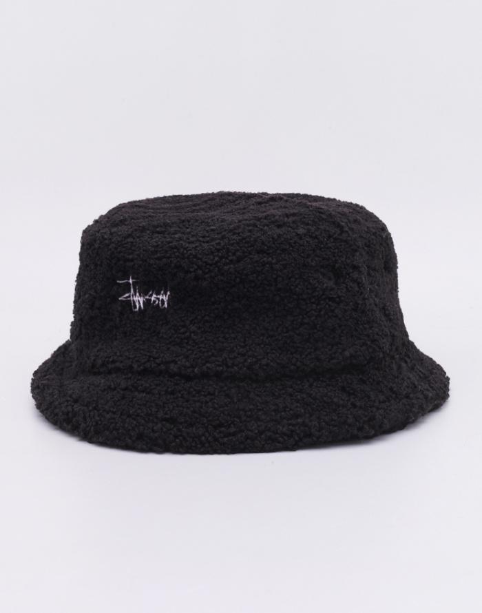 1ceee48d669e5 Hat - Stüssy - Sherpa Fleece Bucket Hat