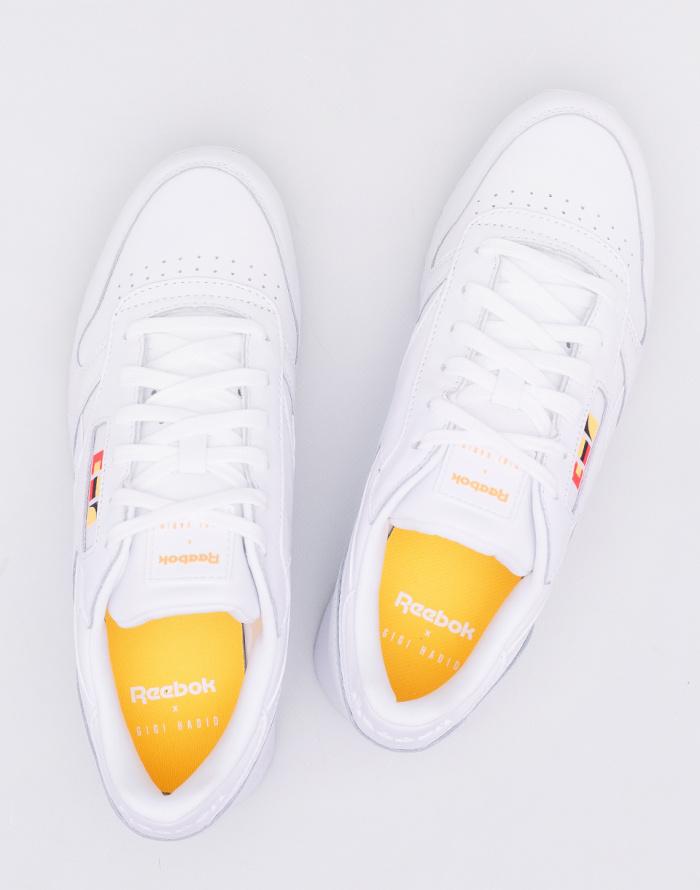 3392eb44e4 ... Sneakers - Reebok - Gigi Hadid Classic Leather Double ...