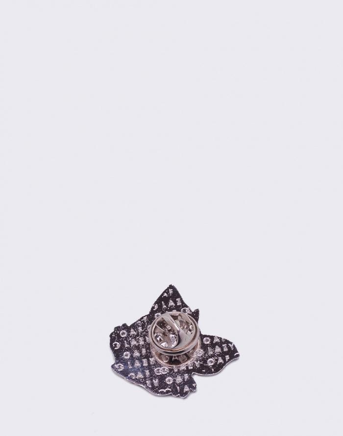 Dárek - Lazy Oaf - Wavy Cat Pin Badge