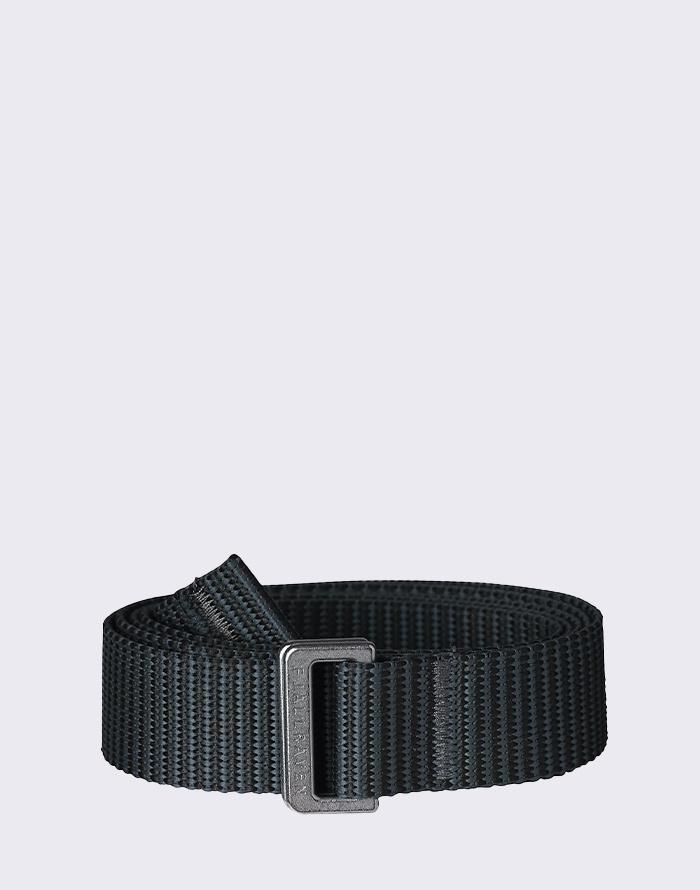 Pásek - Fjällräven - Striped Webbing Belt