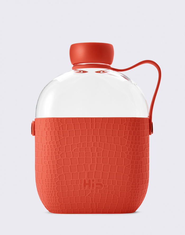 Láhev na pití - Hip - Coral