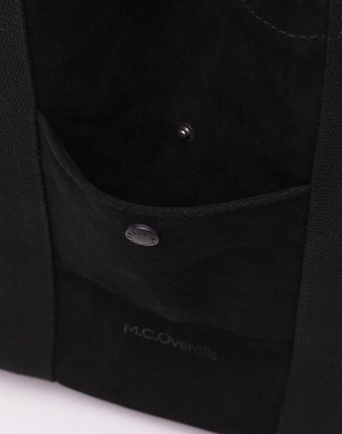 Taška - M.C.Overalls - Suede Tote Bag