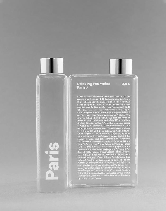 Láhev na pití - Palomar - Phil The Bottle Paris