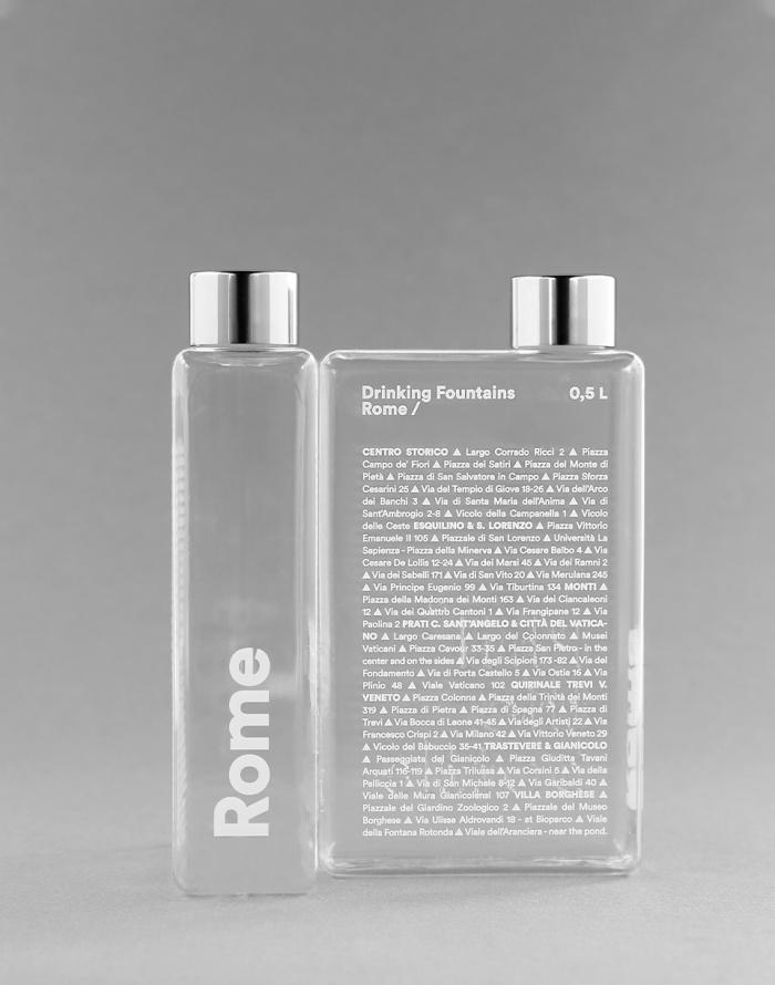 Láhev na pití - Palomar - Phil The Bottle Rome