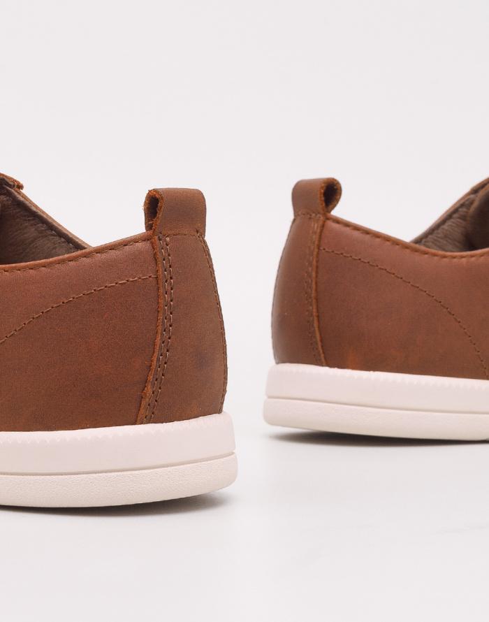 Polobotky Clae Ellington Leather