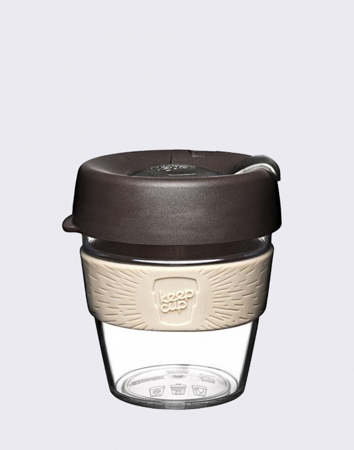 Hrnek - KeepCup - Clear Edition Aroma S