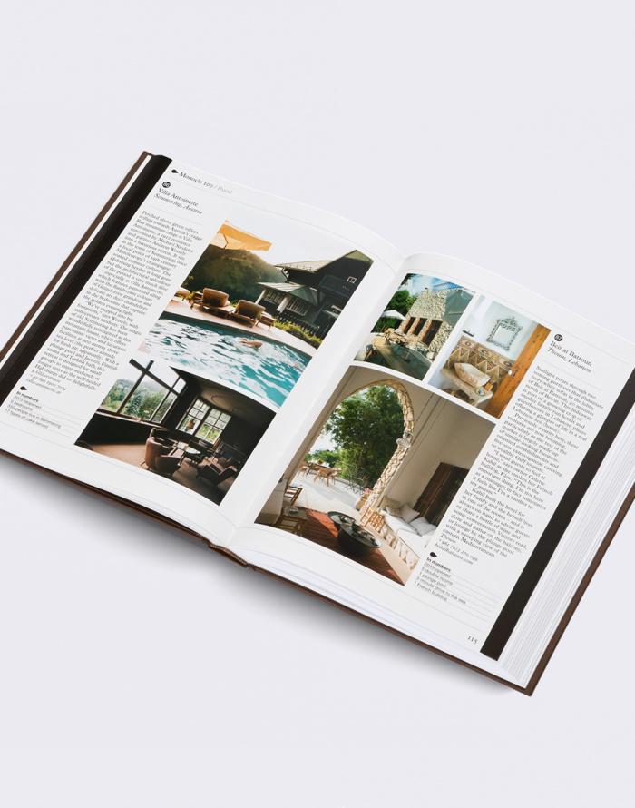 Kniha - Gestalten - Monocle Guide to Hotels, Inns and Hideaways
