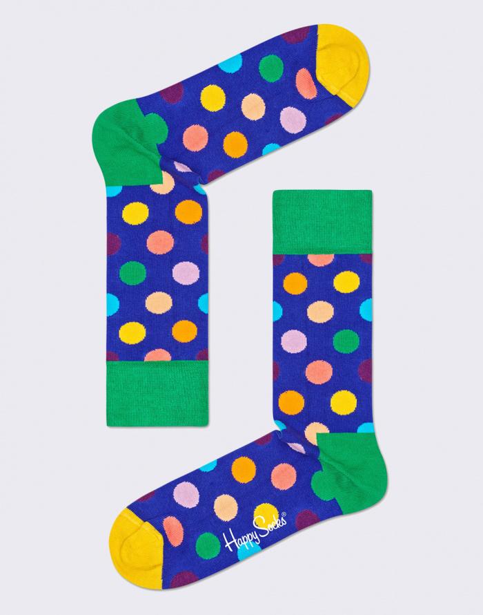 Ponožky - Happy Socks - Happy Birthday Gift Box