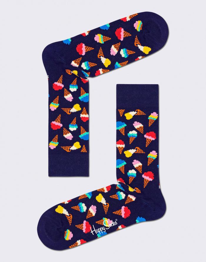 Ponožky - Happy Socks - Ice Cream