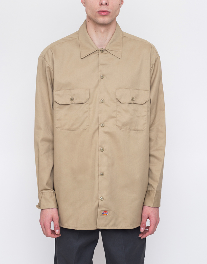 Košile - Dickies - Work Shirt