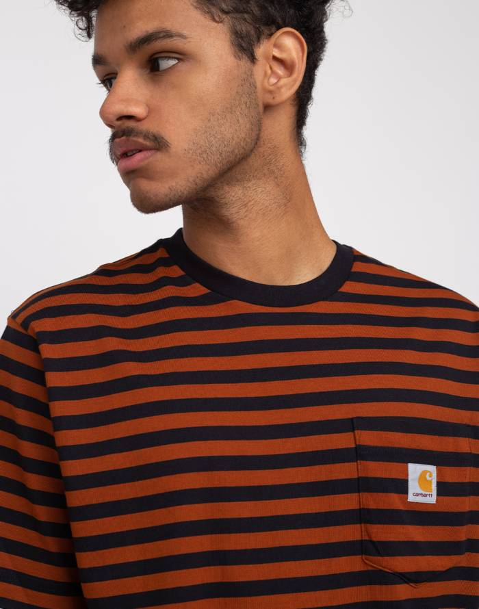 Triko Carhartt WIP S/S Parker Pocket T-Shirt