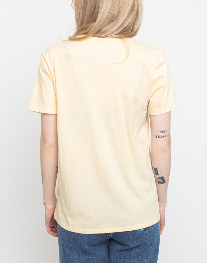 Triko Patagonia W's Pastel P-6 Logo Organic Crew T-Shirt