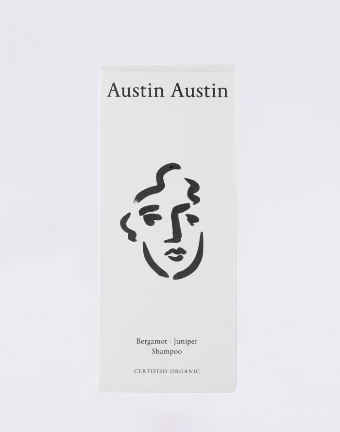Kosmetika Austin Austin Bergamot & Juniper Shampoo