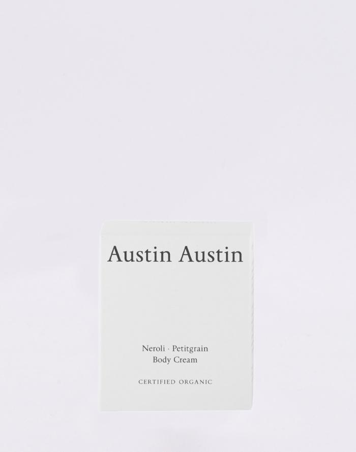 Kosmetika Austin Austin Neroli & Petitgrain Body Cream
