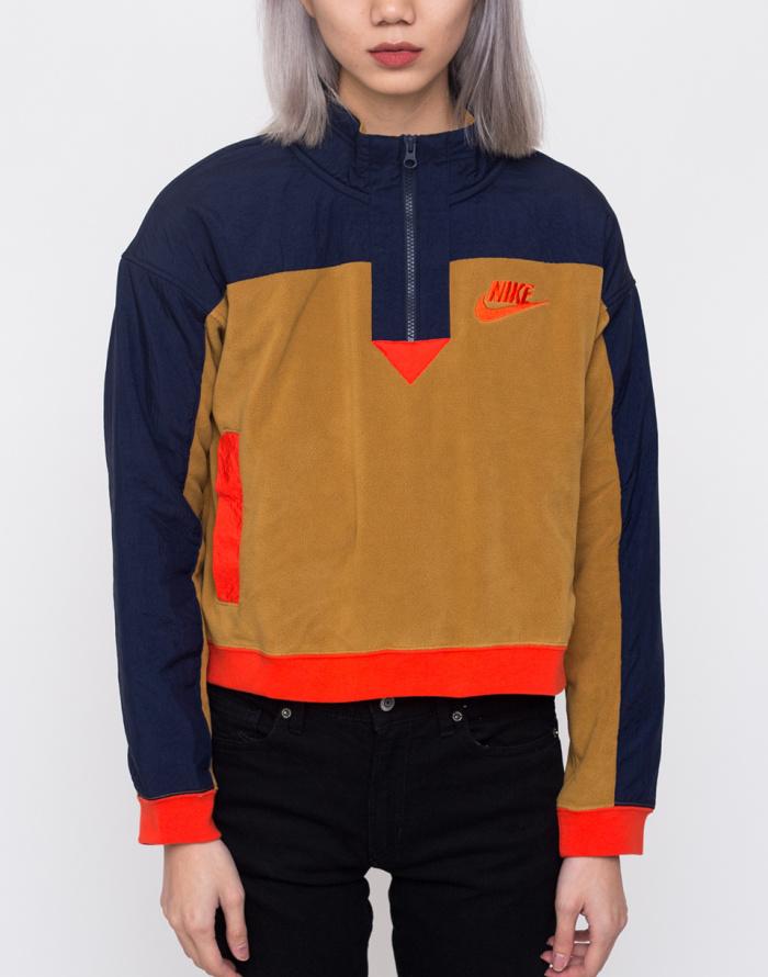 Mikina - Nike - NSW Top HZ Polar