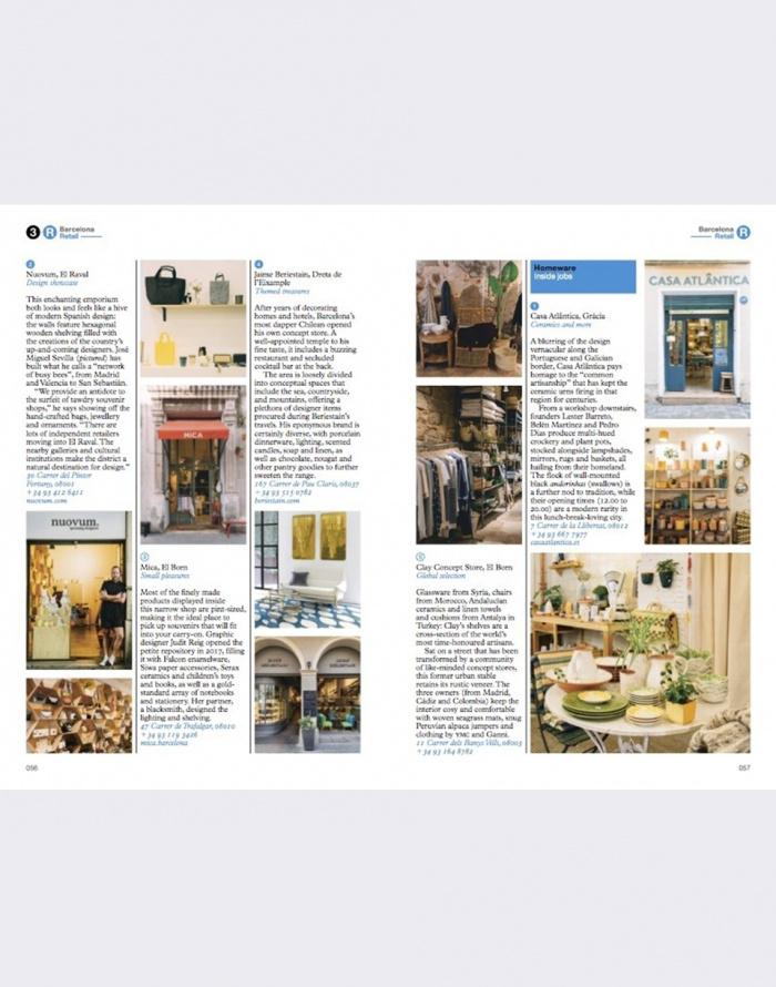 Kniha - Gestalten - Barcelona: The Monocle Travel Guide Series