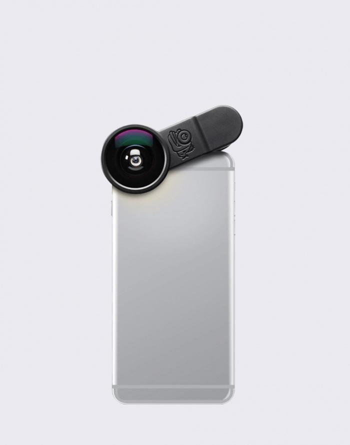 Gadget - Black Eye - HD Wide Angle