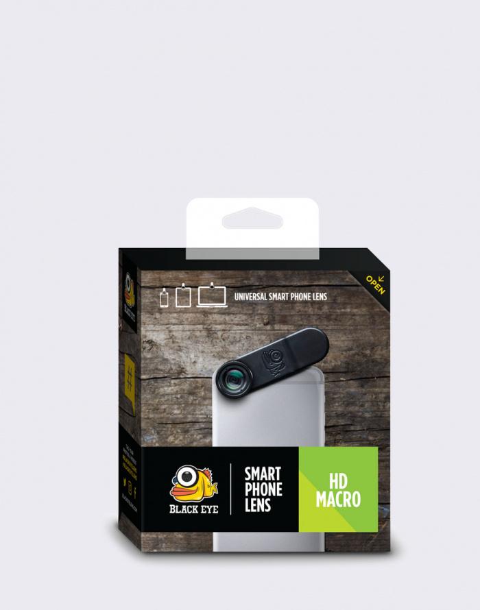 Gadget - Black Eye - HD Macro x 15