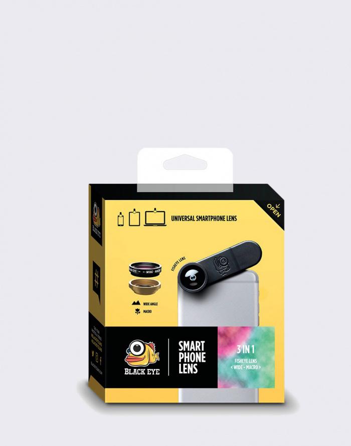 Gadget - Black Eye - 3 in 1