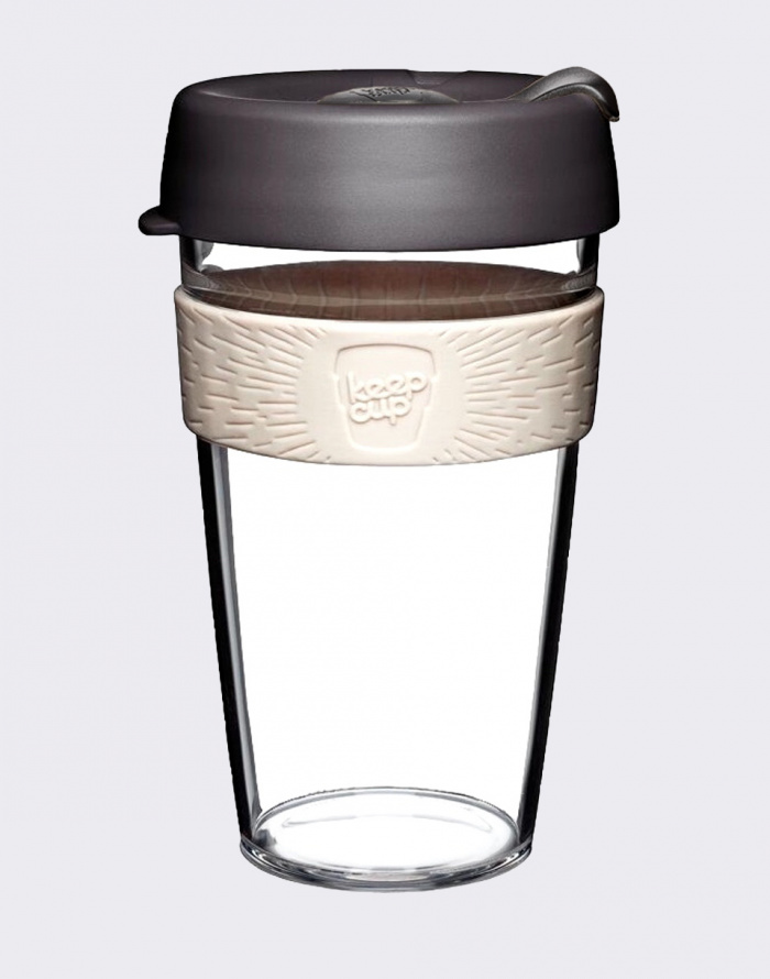 Hrnek - KeepCup - Clear Edition Aroma L