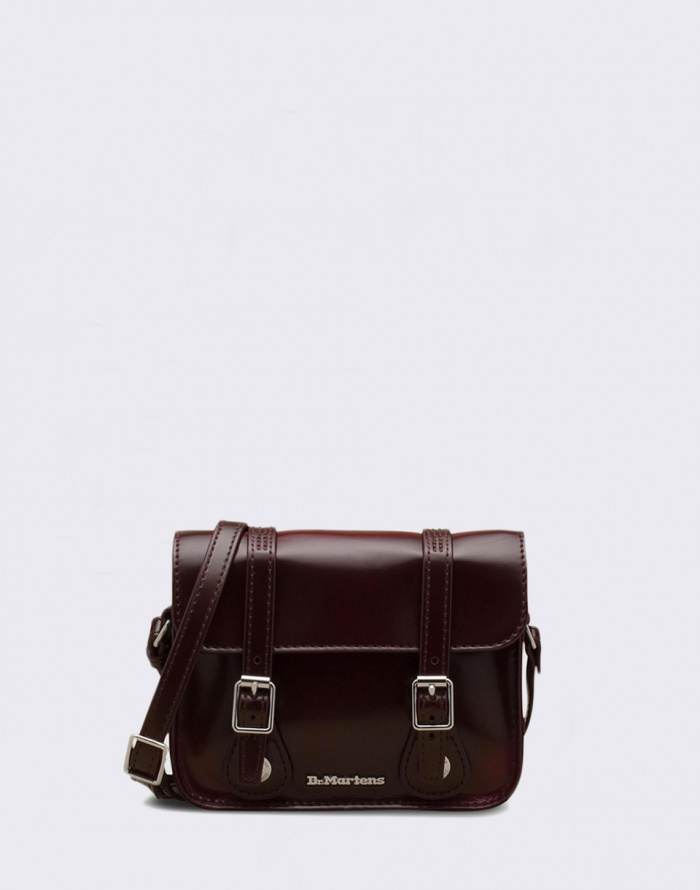 "Crossbody Dr. Martens 7"" Vegan Satchel"
