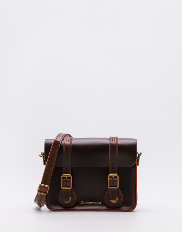 "Kabelka Dr. Martens 7"" Leather Satchel"