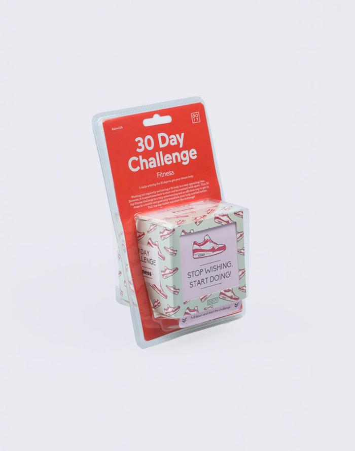 Dárek - DOIY - 30 Days Fitness Challenge