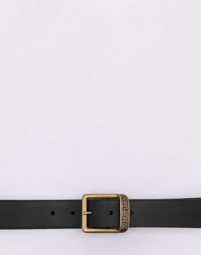 Pásek - Dr. Martens - 35 mm Buckle Belt
