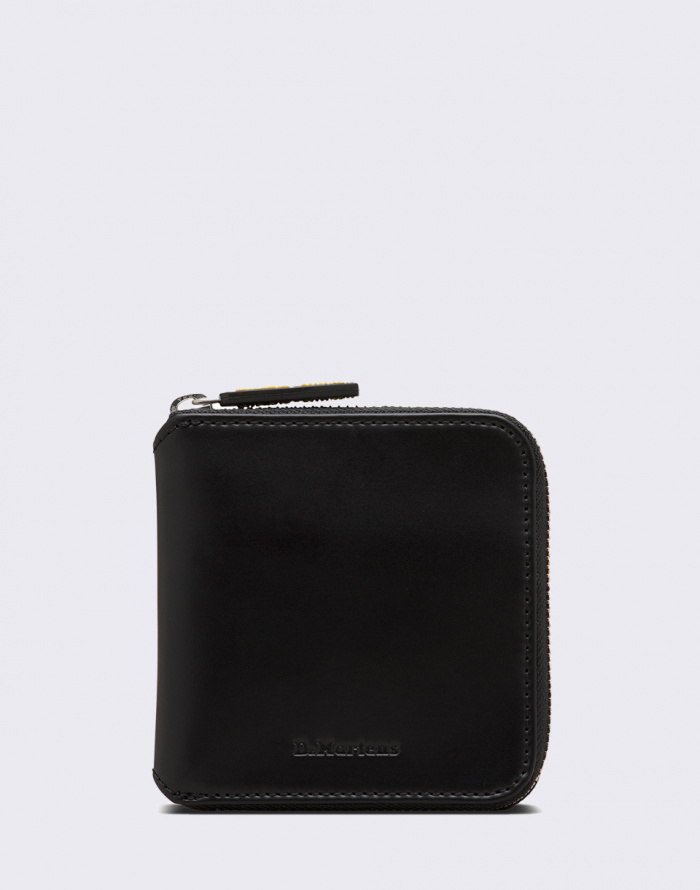 Peněženka - Dr. Martens - Leather Zip Wallet