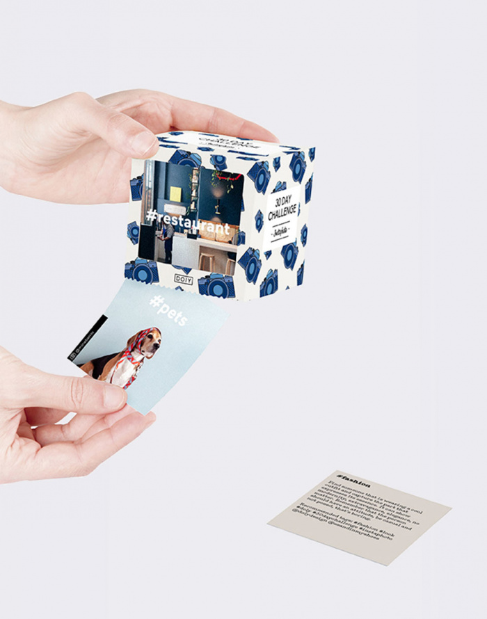 Gift - DOIY - 30 Days Instaphoto Challenge
