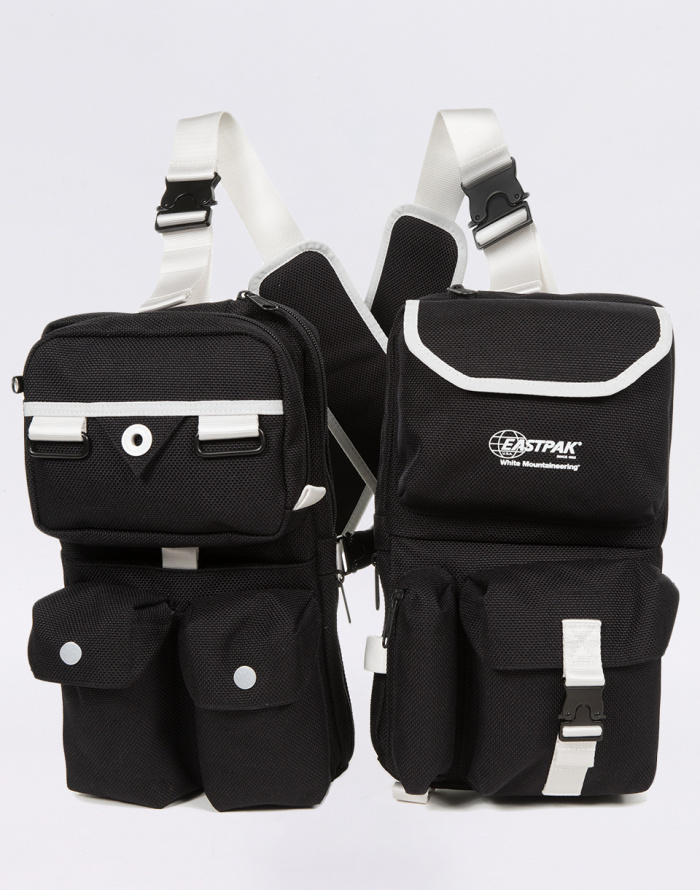 Crossbody Eastpak White Mountaineering Vest Bag