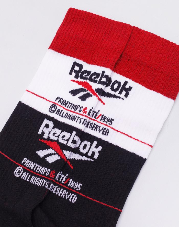 Ponožky - Reebok - Classic Printemp Ete Crew