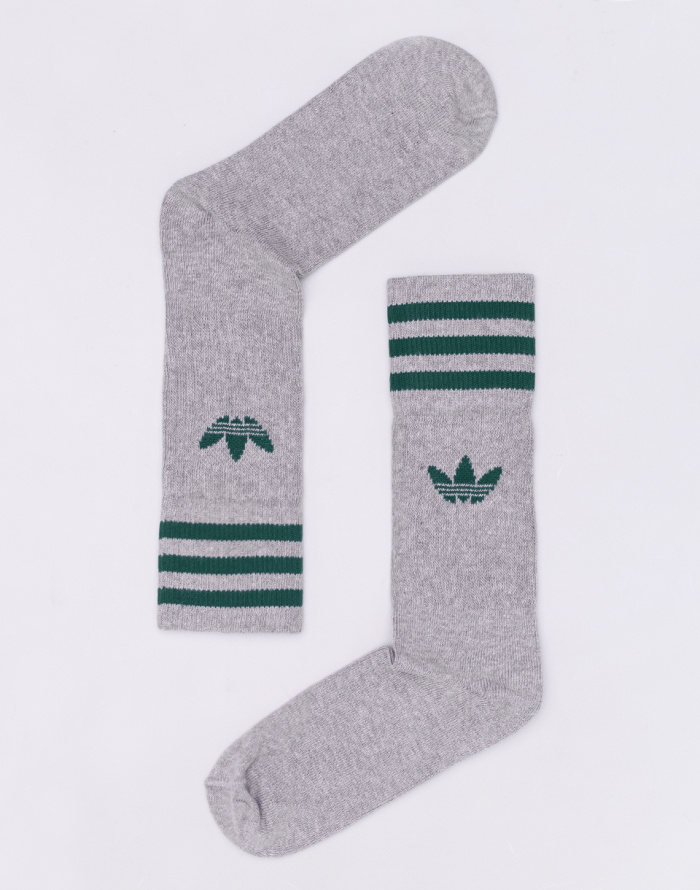 Ponožky - adidas Originals - Solid Crew