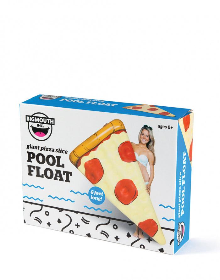 Nafukovačka - Big Mouth - Pool Float Pizza Slice 1.5m